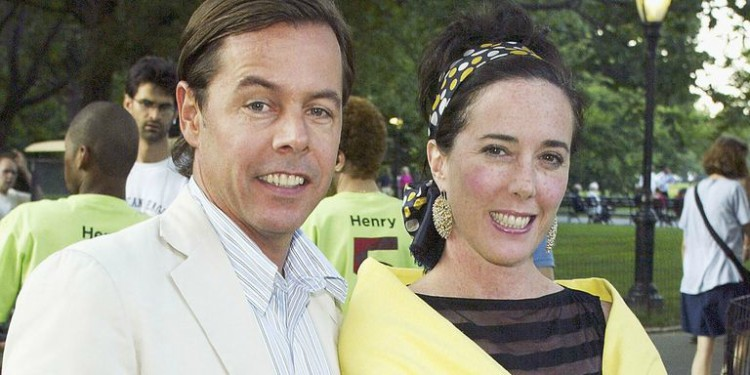 Image of Kate Spade and Andy Spade