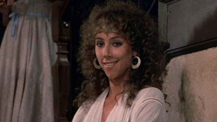 Tom Selleck's second wife Jillie Mack in a Magnum PI episode