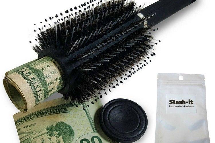 hair brush safe