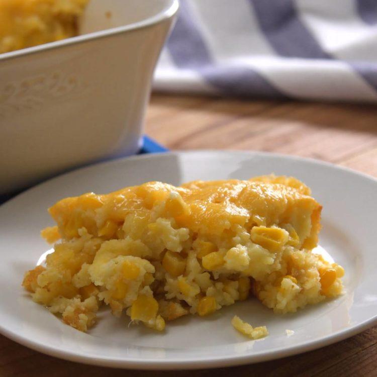 Corn Casserole 1