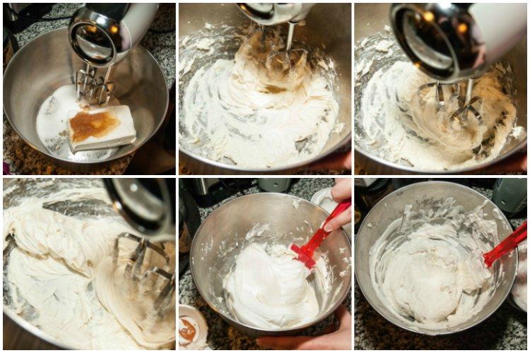 OP LvH No-Bake Cheesecake Cheesecake Collage