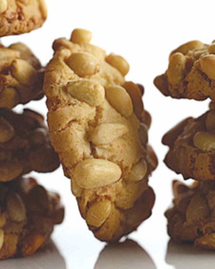 Image of pine nut cookies