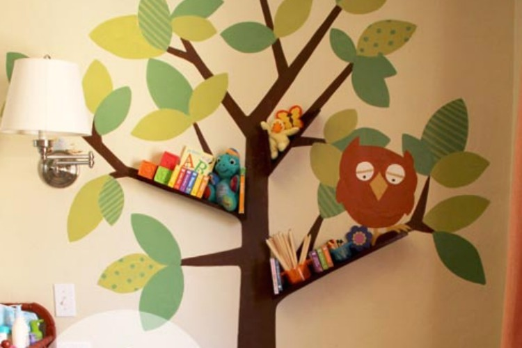 TreeBranchBookshelf