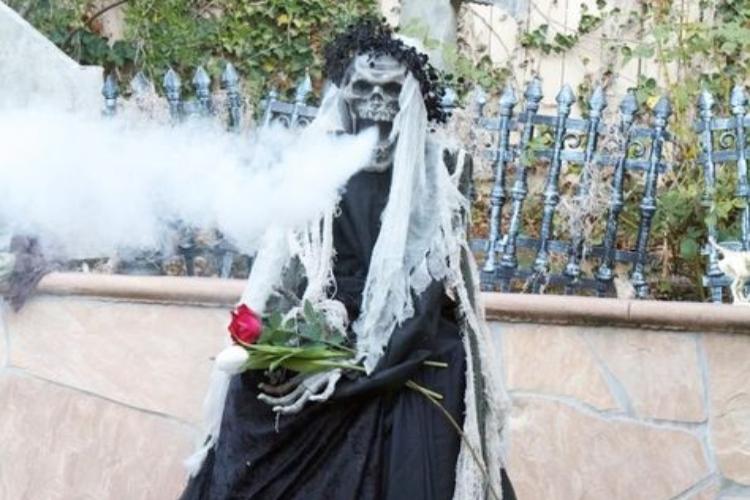 skeleton breath