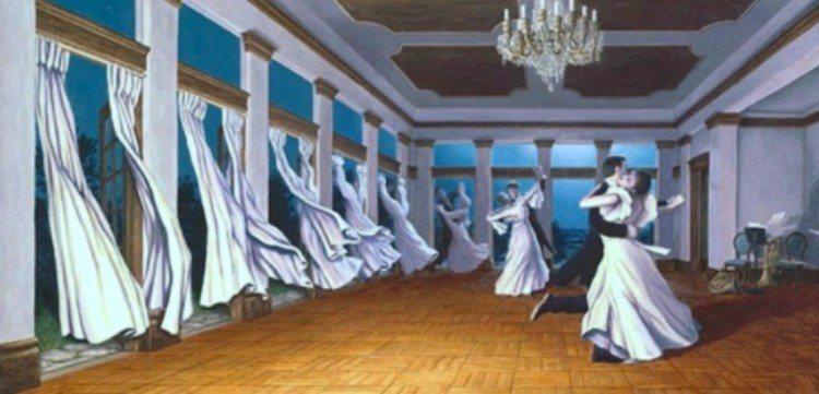 dancing wind