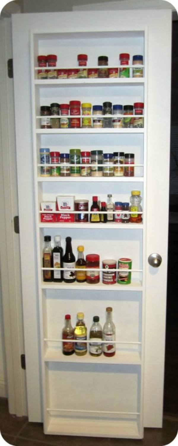 Spice Rack Door 2