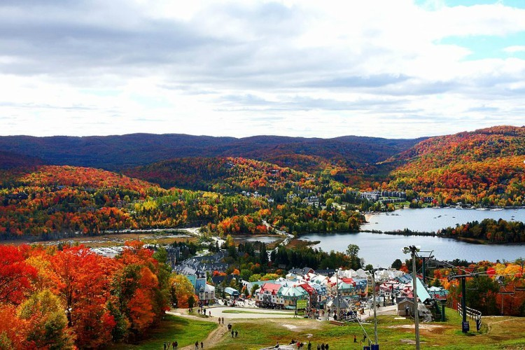 Fall Mont Tremblant