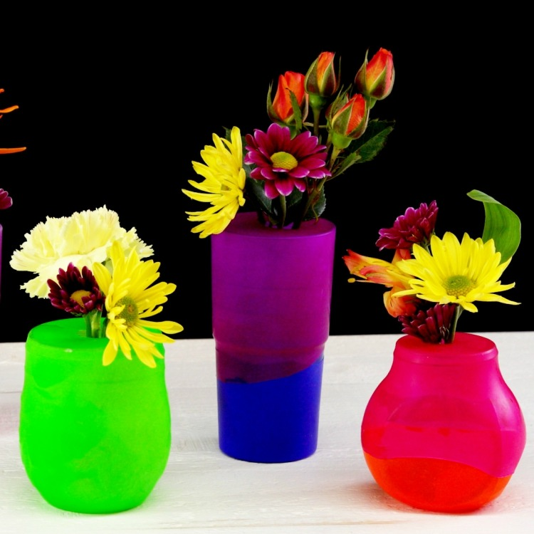 Balloon Party Hacks: Balloon Vases