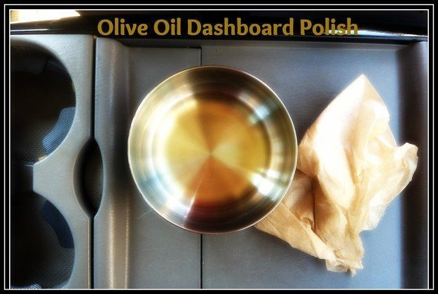 Olive Oil Dashboard