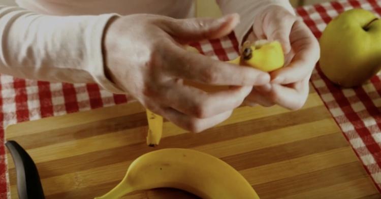 Why you should never throw away banana peels