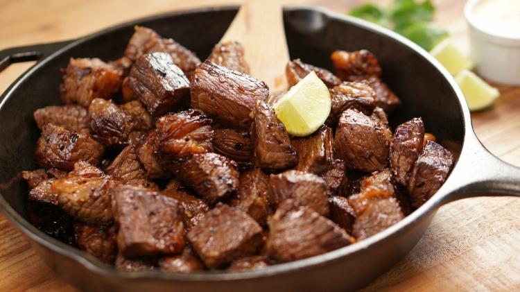 Easy Asian Steak Bites