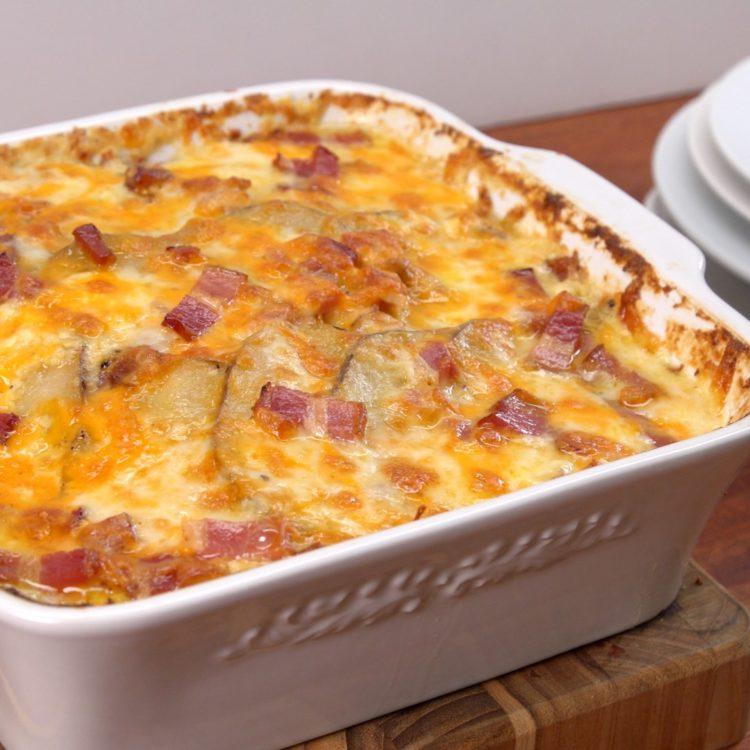 Loaded Potato Casserole 1