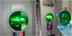 How to spot a skimmer before and after