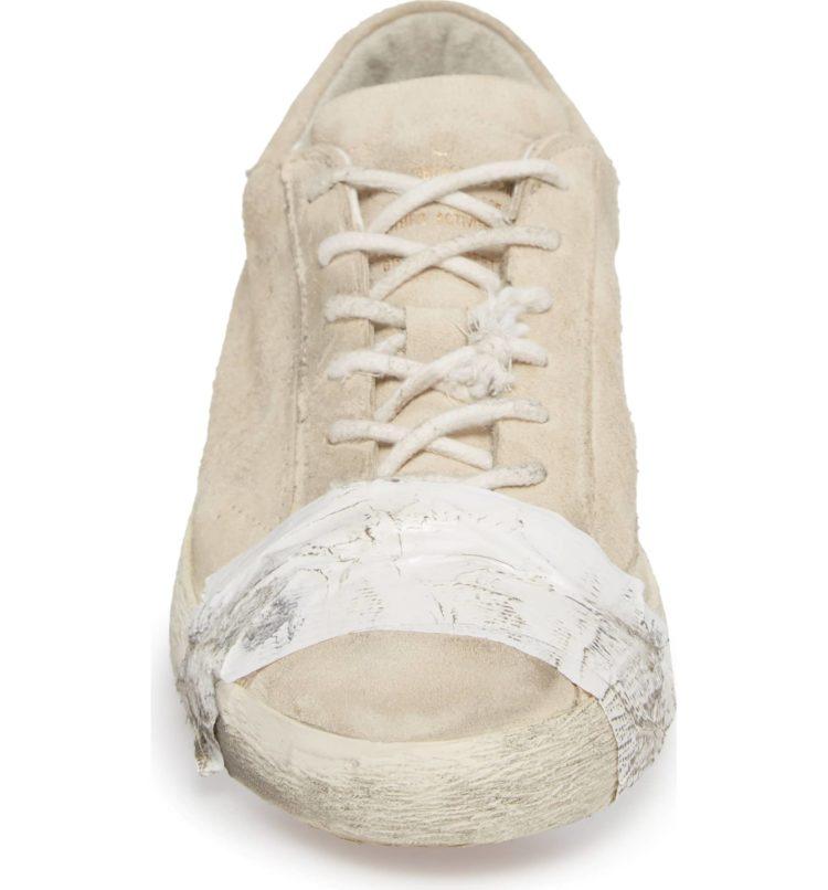 Image of Golden Goose Superstar Taped Sneaker