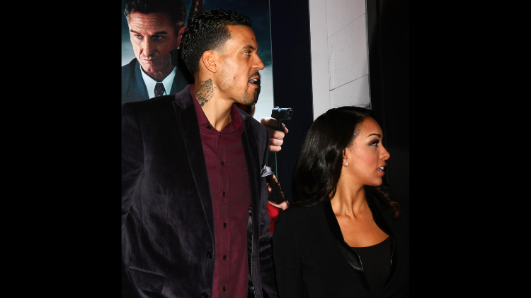 Matt Barnes and ex-wife Gloria Govan