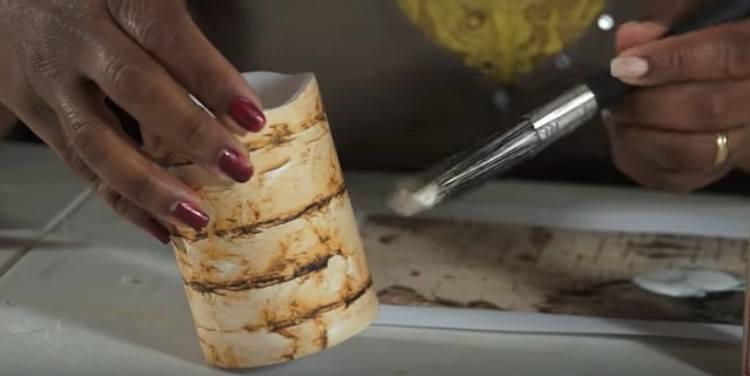 sealing candle