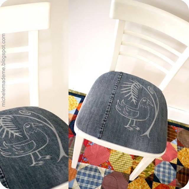 Jean Seat Cushions