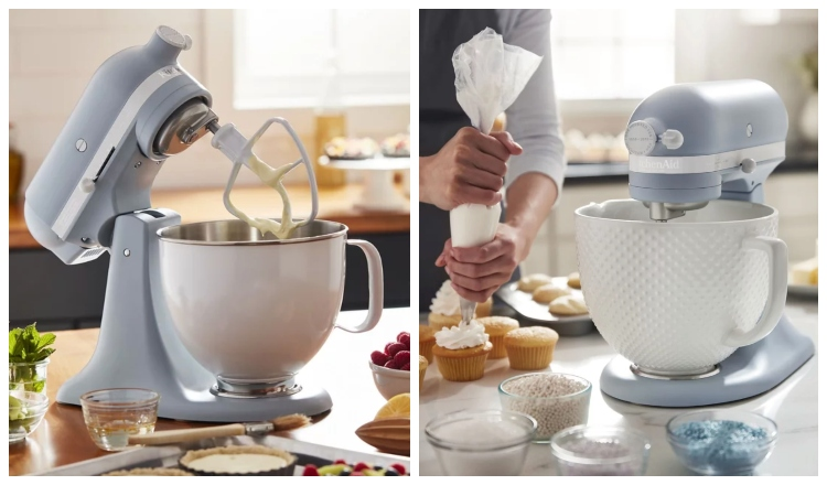 Kitchenaid Has Released A Limited Edition Mixer To