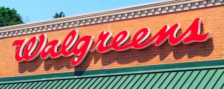 Image of Walgreens store front