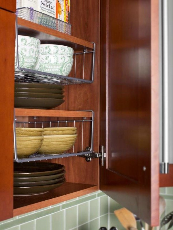22 Clever Storage Ideas For Small Kitchens
