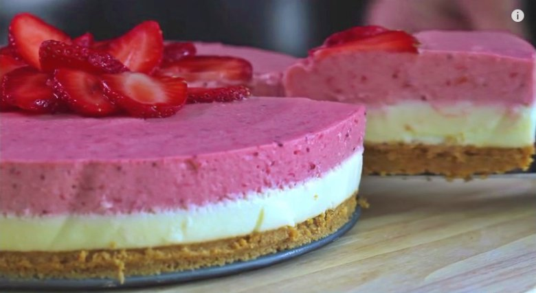Seriously Crave Worthy No Bake White Chocolate Strawberry