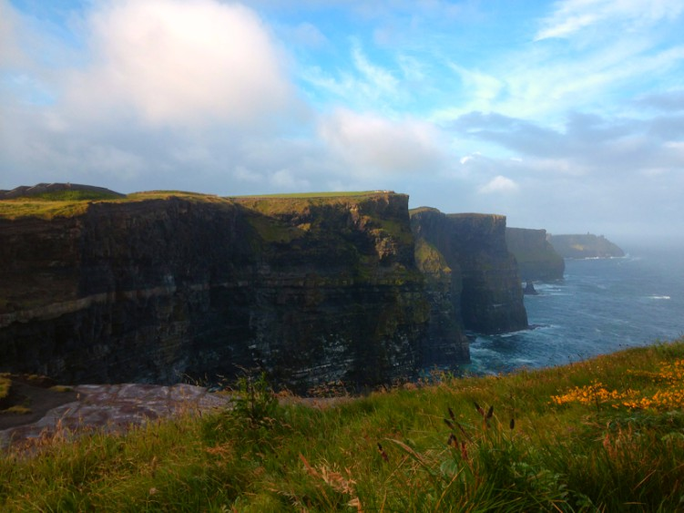 The Cliffs of Moher, Ireland 2015.
