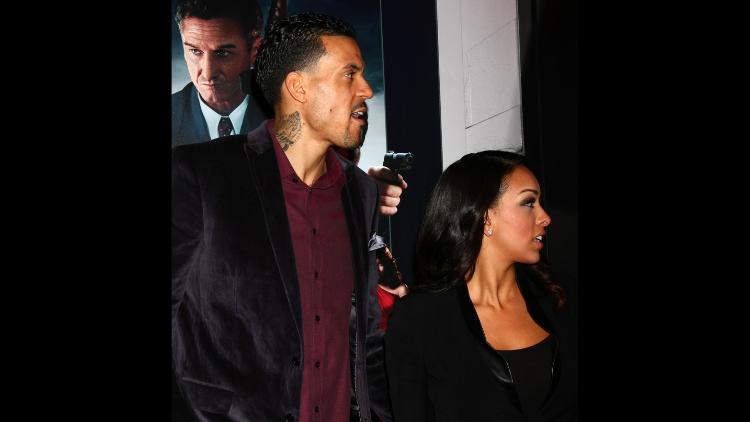 Matt Barnes and ex-wife Gloria Govan