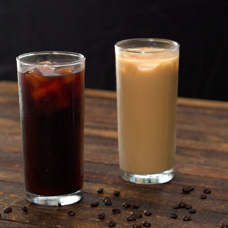 Cold-Brewed Coffee 2 Ways