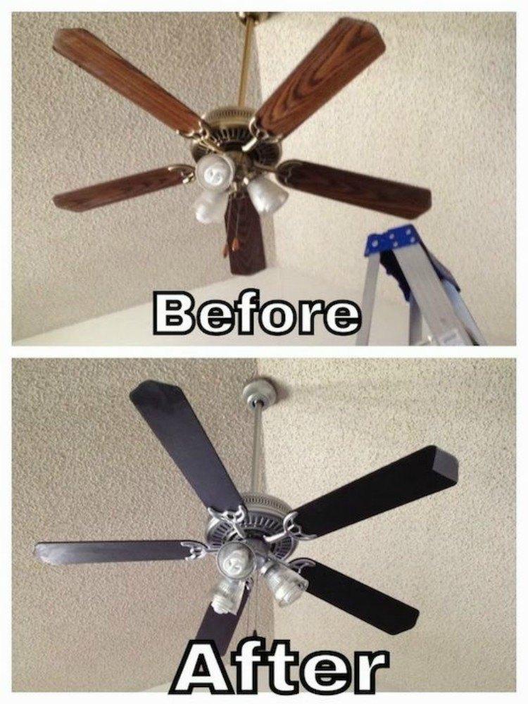 Ceiling Fan Remodel