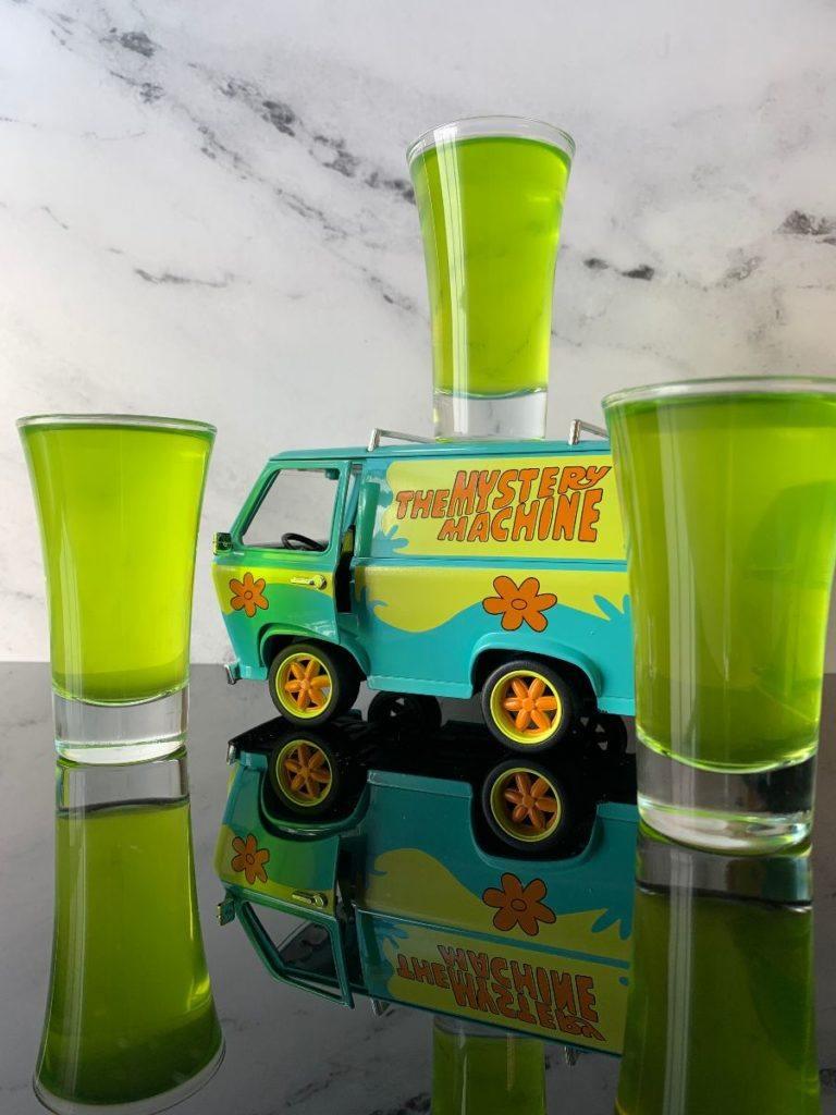 Scooby Snack Shots with Van