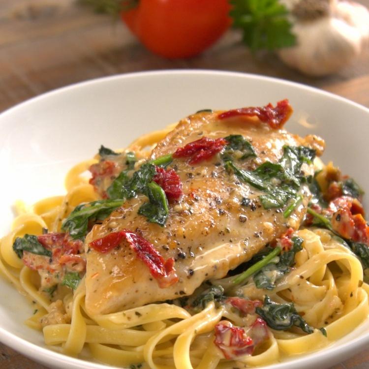 Tuscan Chicken