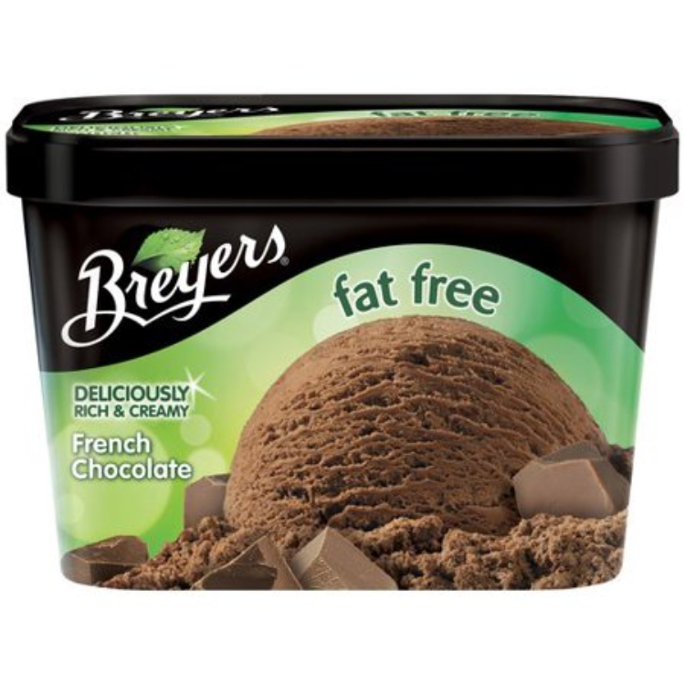 Image of fat free ice cream