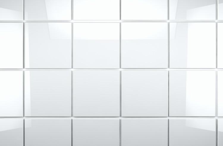 Image of bathroom tiles