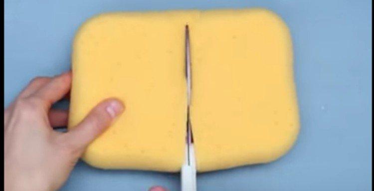 cutting sponge