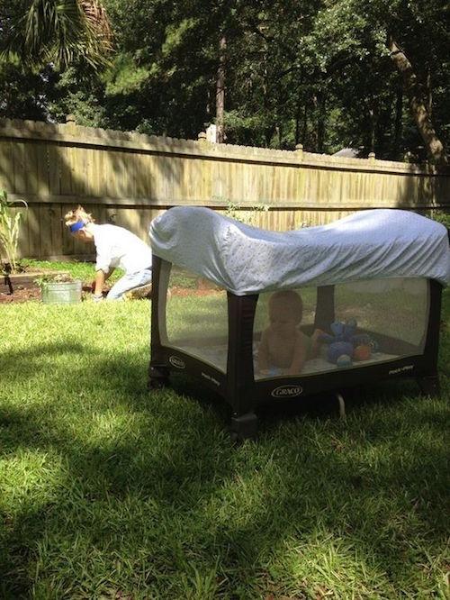 Crib Shade