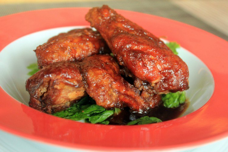 Image of chicken wings