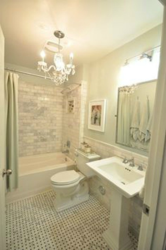 Remarkable Small Bathrooms Come Alive With These 20 Stylish Transformations Download Free Architecture Designs Osuribritishbridgeorg