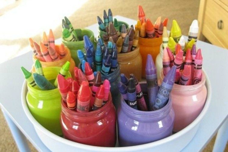 CrayonContainersforList