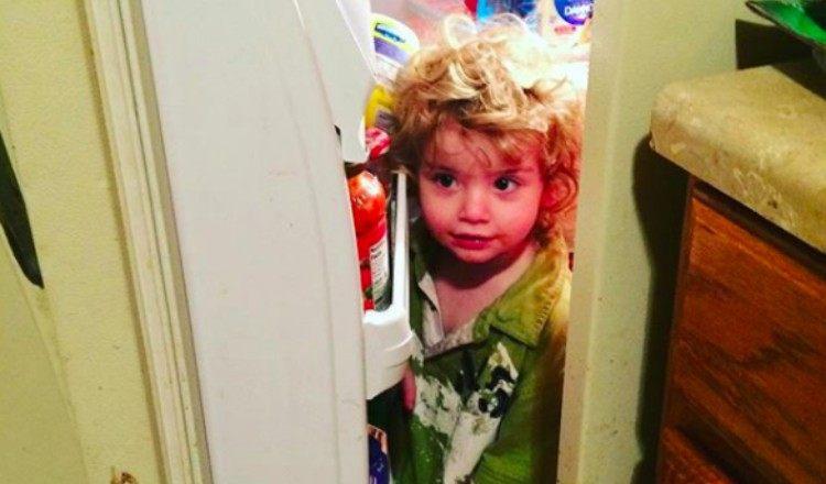 kid refrigerator