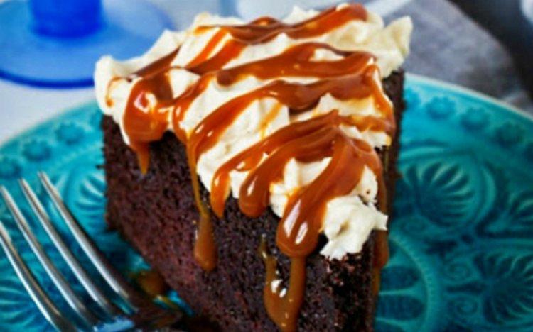 ChocolateBeerCake