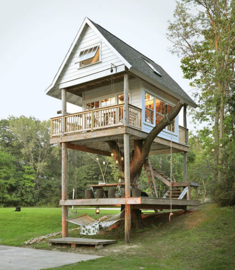 Luxe Treehouse