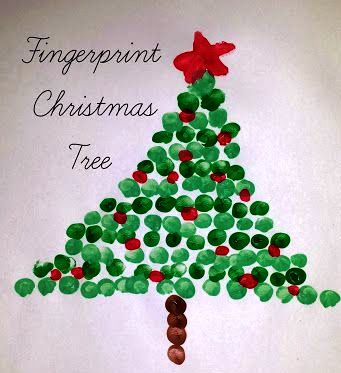 Fingerprint-Christmas-Tree-