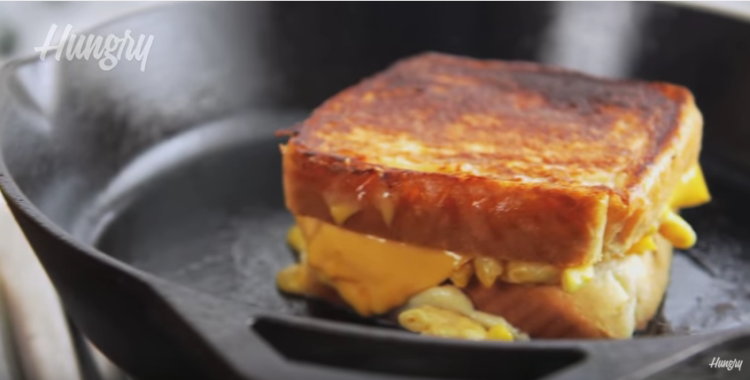 Mac and Cheese Grilled Cheese Edited