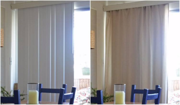 Before and After Blinds