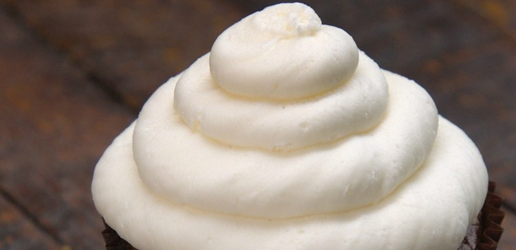 Buttercream Frosting Close-up