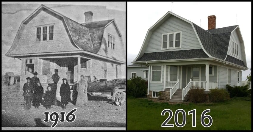 Renovated Sears house from 1916.