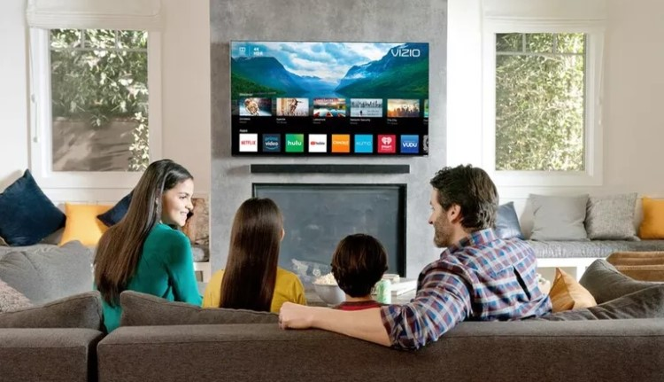 vizio TV family