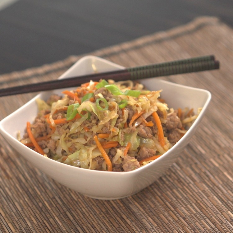 Egg Roll In A Bowl Thumbnail 1