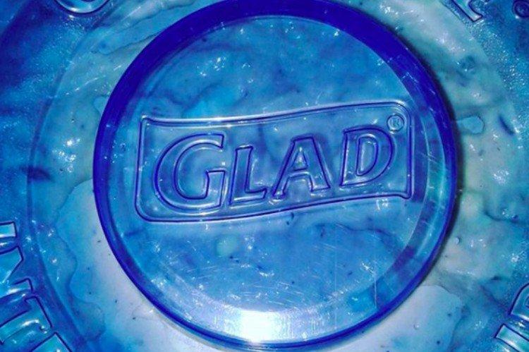 Gladware lid