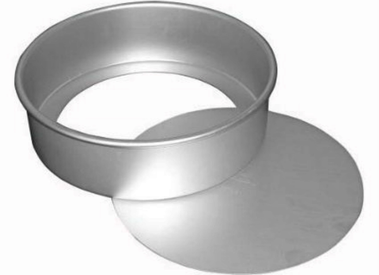 Tart pan for cheesecakes and springform substitution